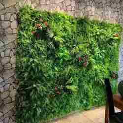 Искусственное растение газон фон Сделай Сам стена моделирование трава лист свадебное украшение для дома зеленый оптовый ковер газон офисн...