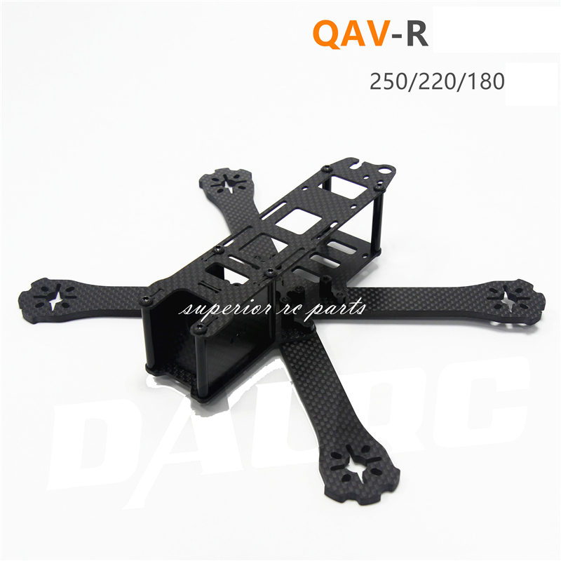 QAV-R FPV Racing Quadcopter QAV180 4inch Propeller QAV220 5inch QAV260 6inch Competition Dedicated Machine aviator propeller r 3 08 5 092 4