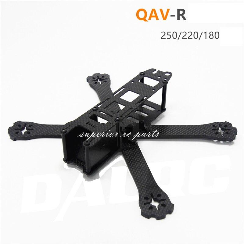 QAV-R FPV Racing Quadcopter QAV180 4inch Propeller QAV220 5inch QAV260 6inch Competition Dedicated Machine