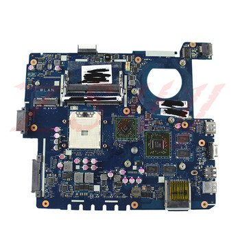 For ASUS K53T U53F Laptop motherboard LA-7552P Free Shipping 100% test ok
