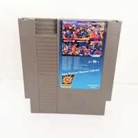 Super Rockman/Megaman Sammlung 21 In 1 72 Pins Spiel Karte Für 8 Bit Spiel-Player