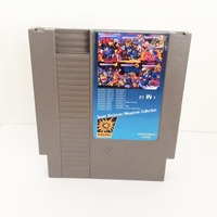 Best Quality 72Pin 8 Bit Game Card 150 In 1 With Rockman 1 2 3 4
