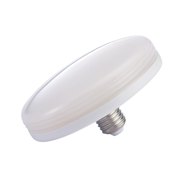 220v voltage high brightness ufo led flat light bulb 18w new thermal plastic screw led bulb e27. Black Bedroom Furniture Sets. Home Design Ideas