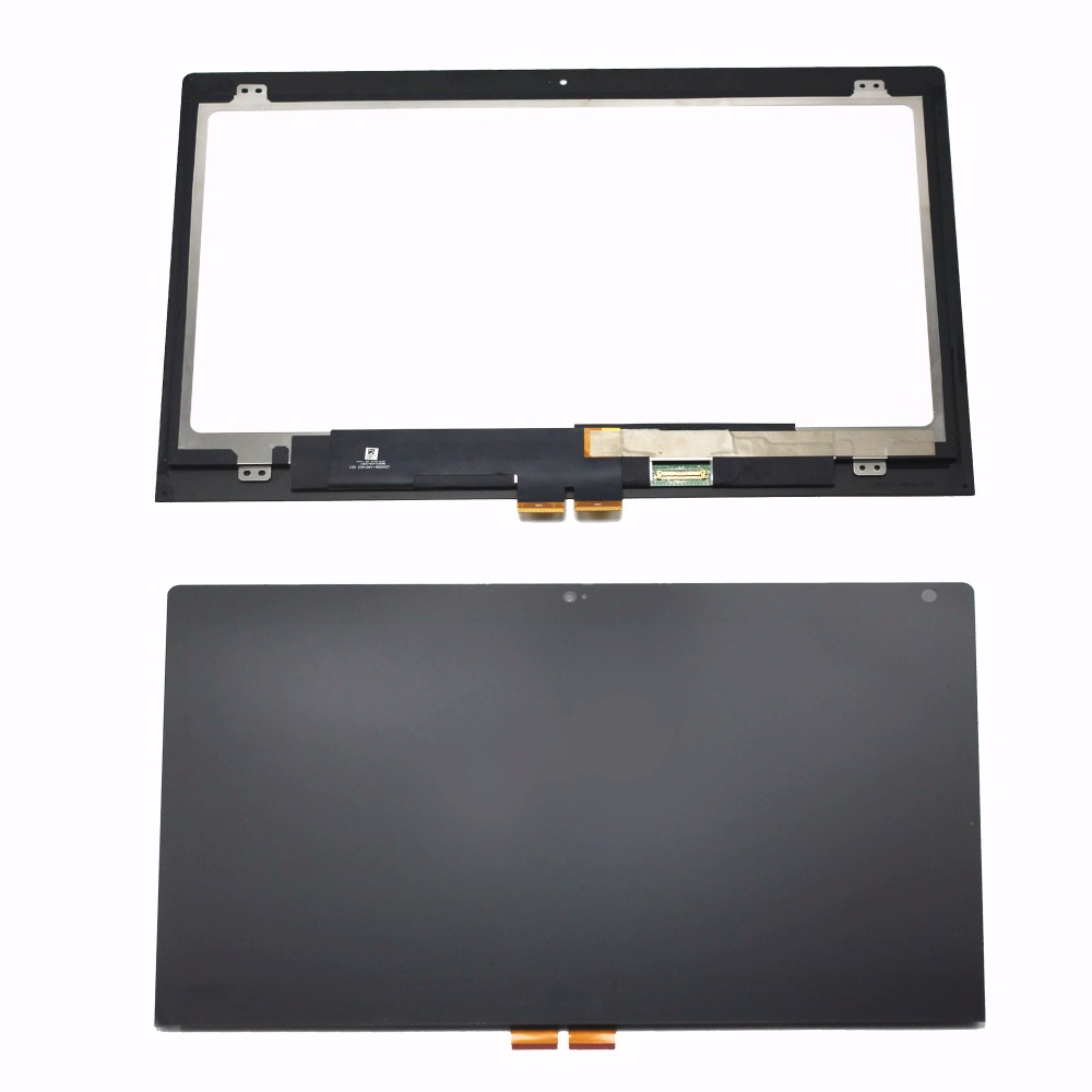 Full LCD Screen Assembly Touch Digitizer Panel 1920x1080 for Lenovo ThinkPad S3 Yoga 14 20FY0002US LTN140HL05 NV140FHM-N41+BEZEL 1set high quality lip digital tattoo machine liberty permanent makeup machine pen for eyebrow tatoo make up free shipping