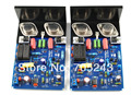 Par amplificador clássico, Quad 405 clone (metal transistor) montado & testado