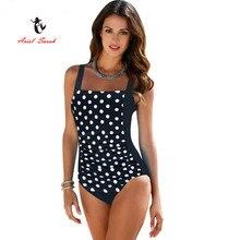 2017 Nuevo Sistema Atractivo Del Bikiní del Beachwear de Una Pieza del traje de Baño Brasileño Más El Tamaño de trajes de Baño de Las Mujeres Bikinis Traje de Baño Negro XXXXL BJ272