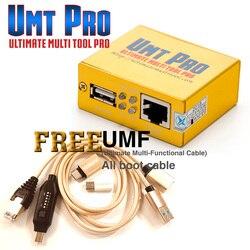 Mais novo 100% original umt pro caixa umt umt pro + vingadores 2in1 caixa umf todos os cabos de inicialização frete grátis