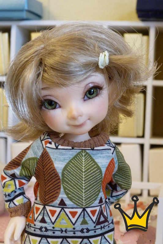 Stenzhorn BJD кукла 1/7 Кукольное соединение куклы свободные глаза