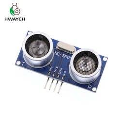Бесплатная доставка HC-SR04 HCSR04 в мир ультразвуковой детектор волны начиная модуль HC-SR04 HC SR04 HCSR04 расстояние сенсор для arduino