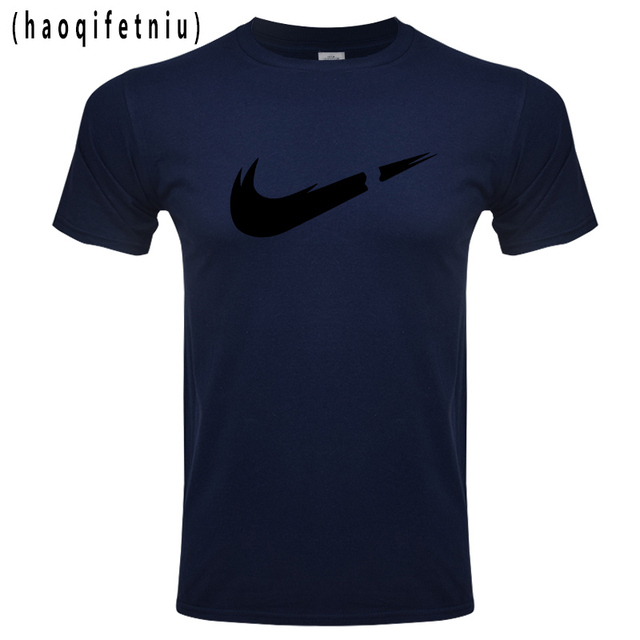 2018 Newest design Cotton Funny T Shirts O-Neck T-shirt Men Fashion brand Logo Print T shirt Men Tops Tees Casual Men's T-shirt