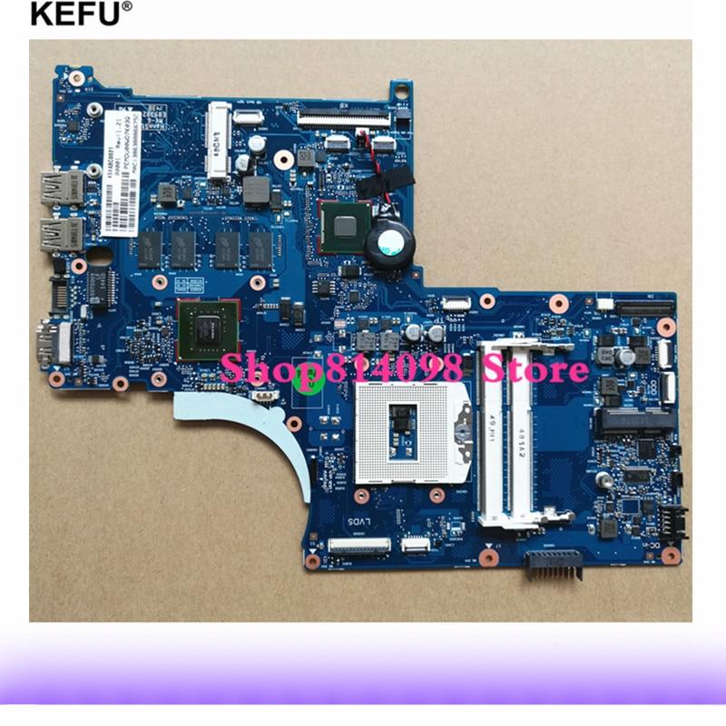 Laptop Motherboard for HP Touchsmart ENVY 17 17-j 720266-001 720266-501 17SBGV2D-6050A2549801-MB-A02 GT740M 2GB DDR3 Main board цена