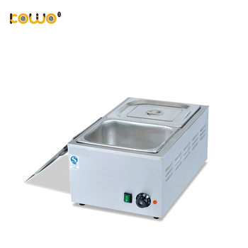 Food Warmers Buffet | Commercial Stainless Steel 2 Pans Electric Buffet Food Warmer