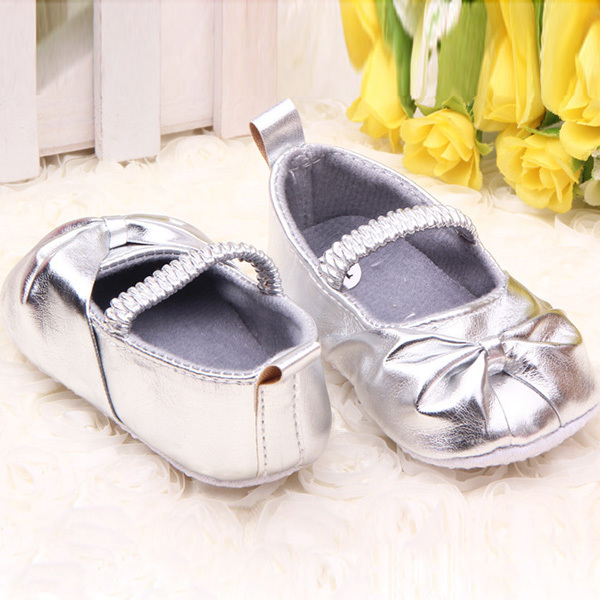 2017 New Todder Infant Pre-walker Shoes Girl Prewalker Girls Shoes Cute Baby Soft Sole Shoes