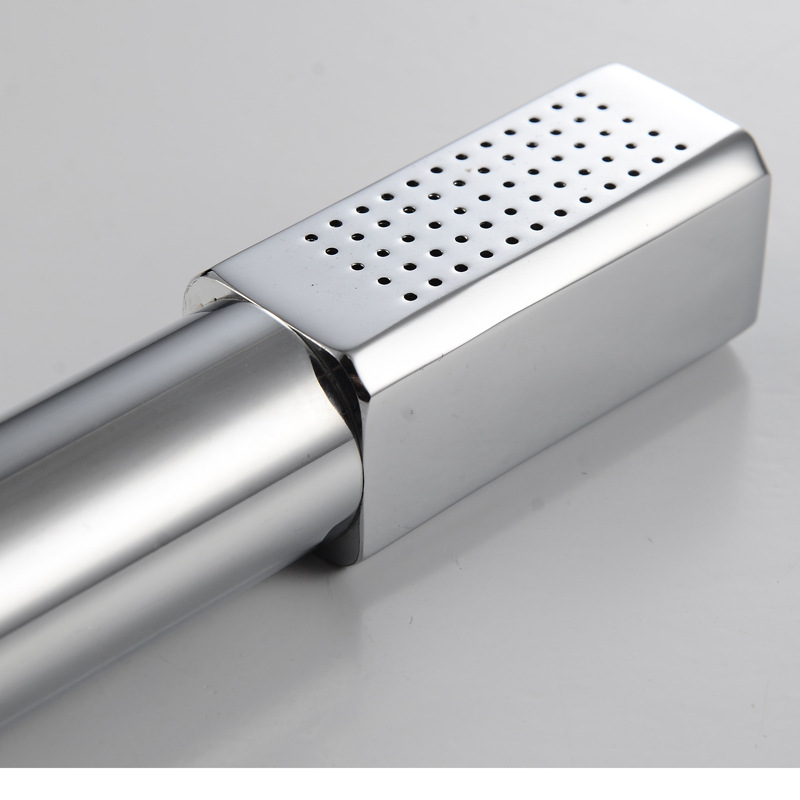 2015 Hot Sale Chuveiros Rain Shower Banheiro Copper Round Small Handheld Shower Nozzle A Portable Hand Side Spray Sprinkler Head