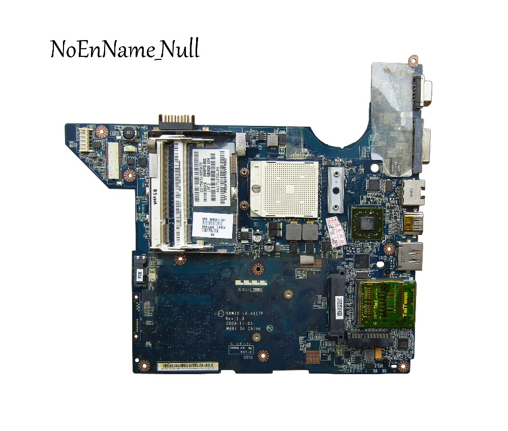 Free Shipping  598091-001 For HP Laptop Mainboard DV4 DV4-2100 LA-4117P Laptop Motherboard,100% Tested