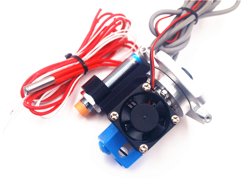 1.75/3mm M3 effector hotend kit with Inductive Proximity Sensor auto leveling for Delta Kossel Mini 3D printer Effector1.75/3mm M3 effector hotend kit with Inductive Proximity Sensor auto leveling for Delta Kossel Mini 3D printer Effector