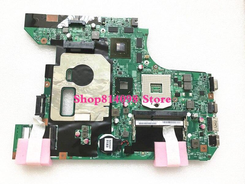 Placa base para portátil Z570 LA57 MB 48.4IH01. 021 LZ57 MB adecuada para Lenovo Z570 notebook pc Procesador Intel Core™ i3-8100 3,6 Ghz 6 MB LGA 1151 BOX