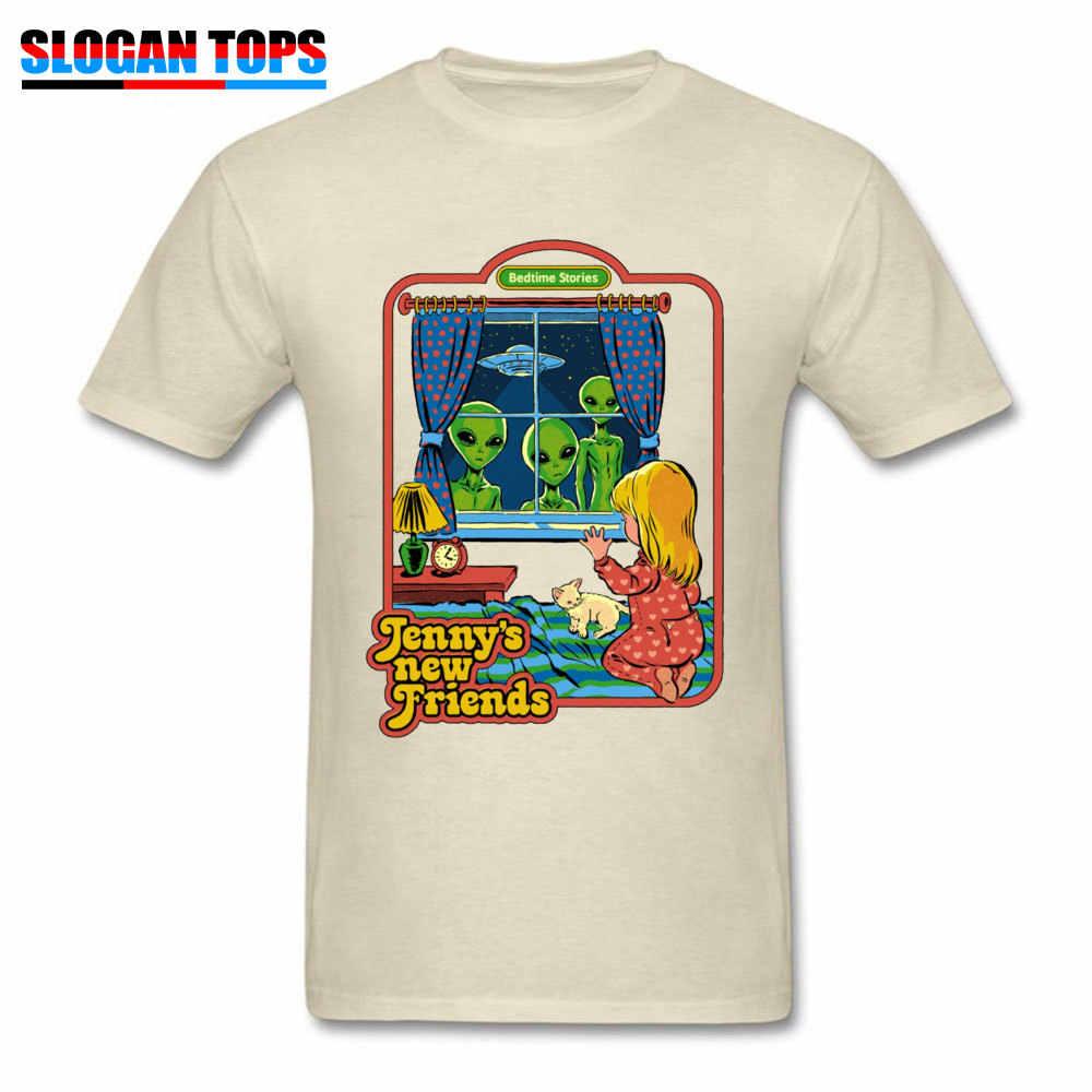 Jennys/Новинка; футболка для друзей; Мужская Дизайнерская футболка Marvel; футболки для сна с изображением инопланетянина; топы в стиле хип-хоп; Черная хлопковая уличная одежда