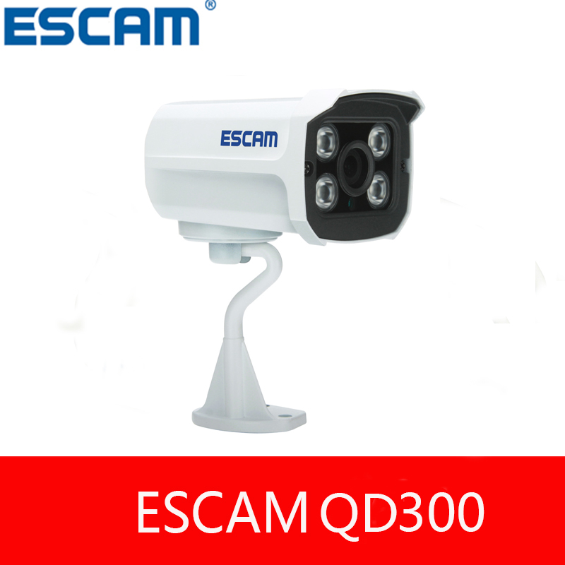 ФОТО ESCAM QD300 HD 720P IP Camera Night Vision Onvif 3.6mm Len H.264 1/4 CMOS P2P IR Security Surveillance CCTV Mini Camera