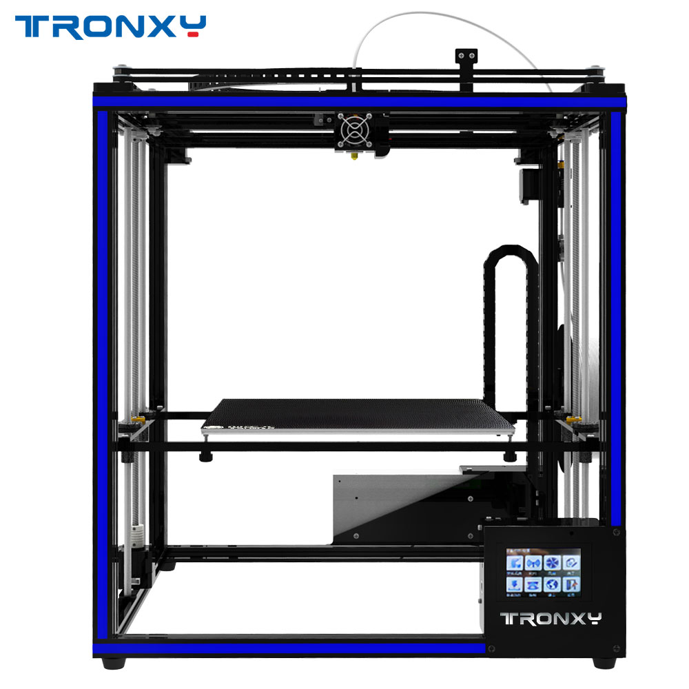 цена на TRONXY more Stable 3D printer printing large size High precision X5ST-400 printing 400*400*400