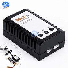 Eu/Us Plug Evenwichtige Batterij Oplader Voor Imaxrc Imax B3 Pro Compact 2S 3S Lipo Voeding lader Voor Rc Helicopter