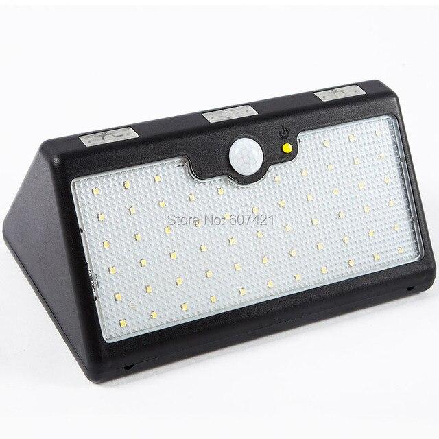 9600AMH,4 Model Solar Deck LED Lights ,Aootek Waterproof Outdoor Wireless  Motion Sensor Light