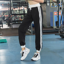 100kg Can Wear Women sport pant High Waist Loose sweatpant Running Jogger leisure Fitness Training Track Pant Trouser Sportswear