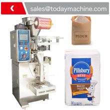 full 304 Stainless Steel automatic weighing packaging machine, grain food packing machine