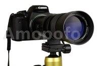 Amopofo 420 800mm F/8.3~16 Super Telephoto Zoom Lens For Nikon D750 D810 D4S D3300 Df D5300 D610 Camera