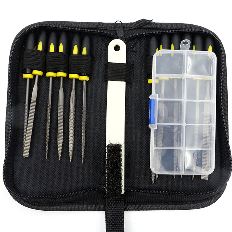15Pcs/Set Metal File Mini Assorted Rasp Diamond Needle File Set Repair Tools Jewelry Wood Grinding Hand File Tools трусы x file