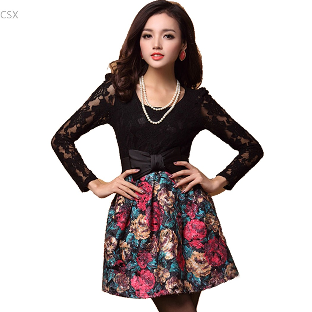 Compare Prices on Ladies Dress Patterns- Online Shopping/Buy Low ...
