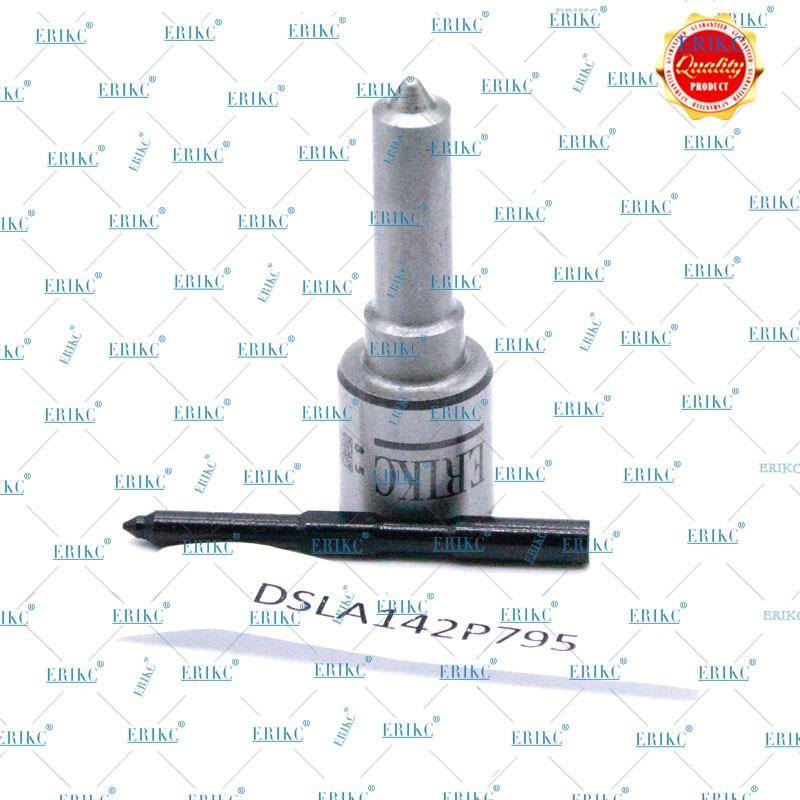 ERIKC 0433175196  DSLA 142 P 795 original injection parts nozzles 0433 175 196 spray bar nozzle DSLA142P795 for 0445110044
