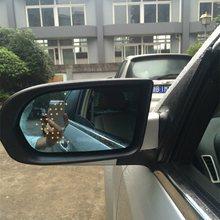 Брендовые новые синие зеркальные очки с широким углом обзора