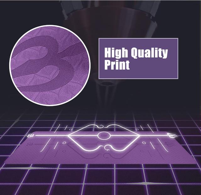 1830*610*6mm TPE Yoga Mat with Position Line Non Slip Carpet Mat 3