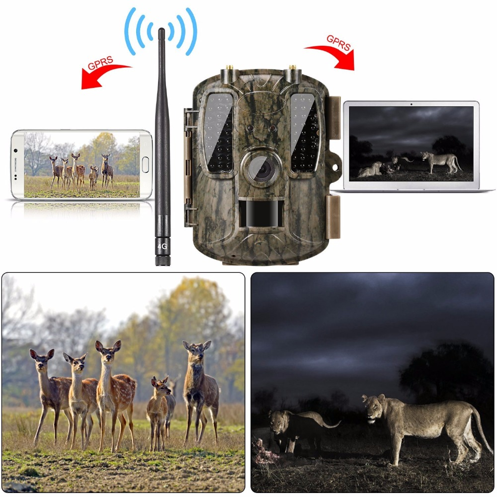 Hunting camera 4G GPS (16)