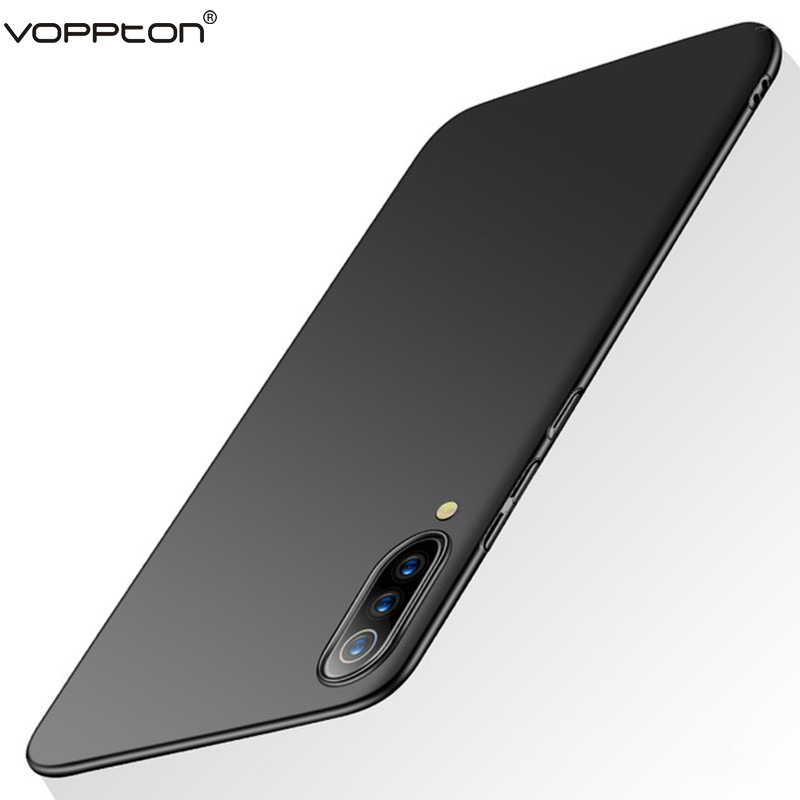Slim Hard PC Case For Samsung Galaxy A50 A30 Case Matte Armor Plastic Back Cover For For Samsung A80 A90 A40 A60 A70 Shockproof