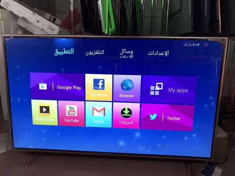 50 55 60 65 75 inch smart internet LED full HD Television TV Innrech Market.com