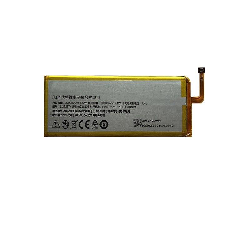 Original antirr Li3829T44P6hA74140 batería para ZTE Nubia Z7 Z9 NX508J NX510J NX511J Z9 Max Plus Z9 mini teléfono celular
