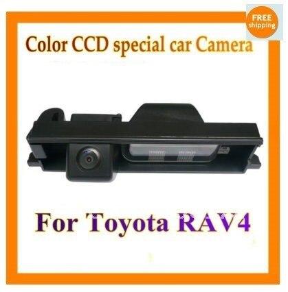 Hohe qualität farbe CCD Auto-hintere Ansicht-unterstützungskamera parkplatz rearview Für Toyota RAV4 RAV 4