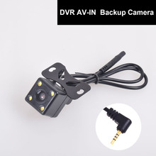 Auto Rear View Backup font b Camera b font 2 5mm AV IN for font b
