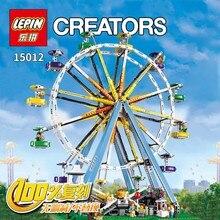 Lepin 15012 Avengers Assemble Model City Street Creator Ferris Wheel Model Building Blocks figures Blocks Children Toys