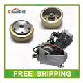 atv400 JIANSHE 400CC roller magneto coil cover atv quad accessories free shipping