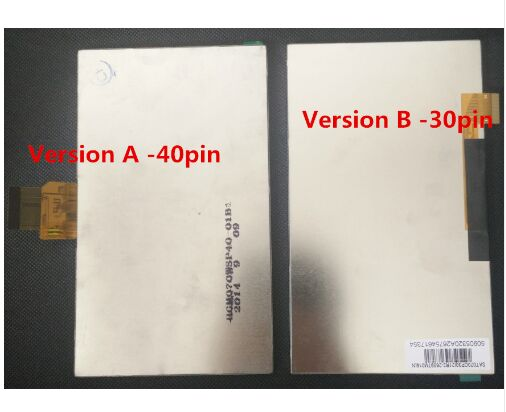 Matrix LCD Display For Digma HIT HT 7070MG HT7070MG Digma Optima 7.07 3G TT7007MG TABLET replacement Free Shipping digma optima 7010d 3g