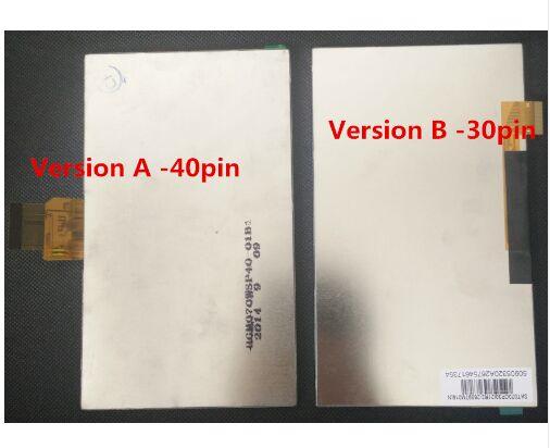 Matrix LCD Display For Digma HIT HT 7070MG HT7070MG Digma Optima 7.07 3G TT7007MG TABLET replacement Free Shipping планшет digma plane 1601 3g ps1060mg black