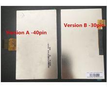 Pantalla LCD de matriz Para Digma HIT HT7070MG Digma Optima 7.07 3G TT7007MG HT 7070 MG TABLET reemplazo Envío Gratis