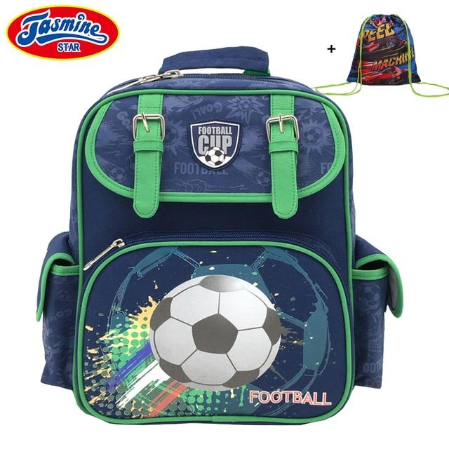 c087ebd10d29 JASMINESTAR детская школьная сумка Ортопедические Рюкзак для мальчиков- школьников учащегося начальной Класс 1-6