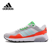 Intersport Official New Arrival 2017 Adidas NEO Label RUN9TIS TM Men's Skateboarding Shoes Sneakers