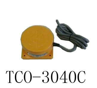 Inductive Proximity Sensor TCO-3040C PNP 3WIRE NO DC6-36V Detection distance 40MM remote Proximity Switch sensor switch inductive proximity sensor ni80 3040c pnp 3wire no dc6 36v detection distance 40mm proximity switch sensor switch