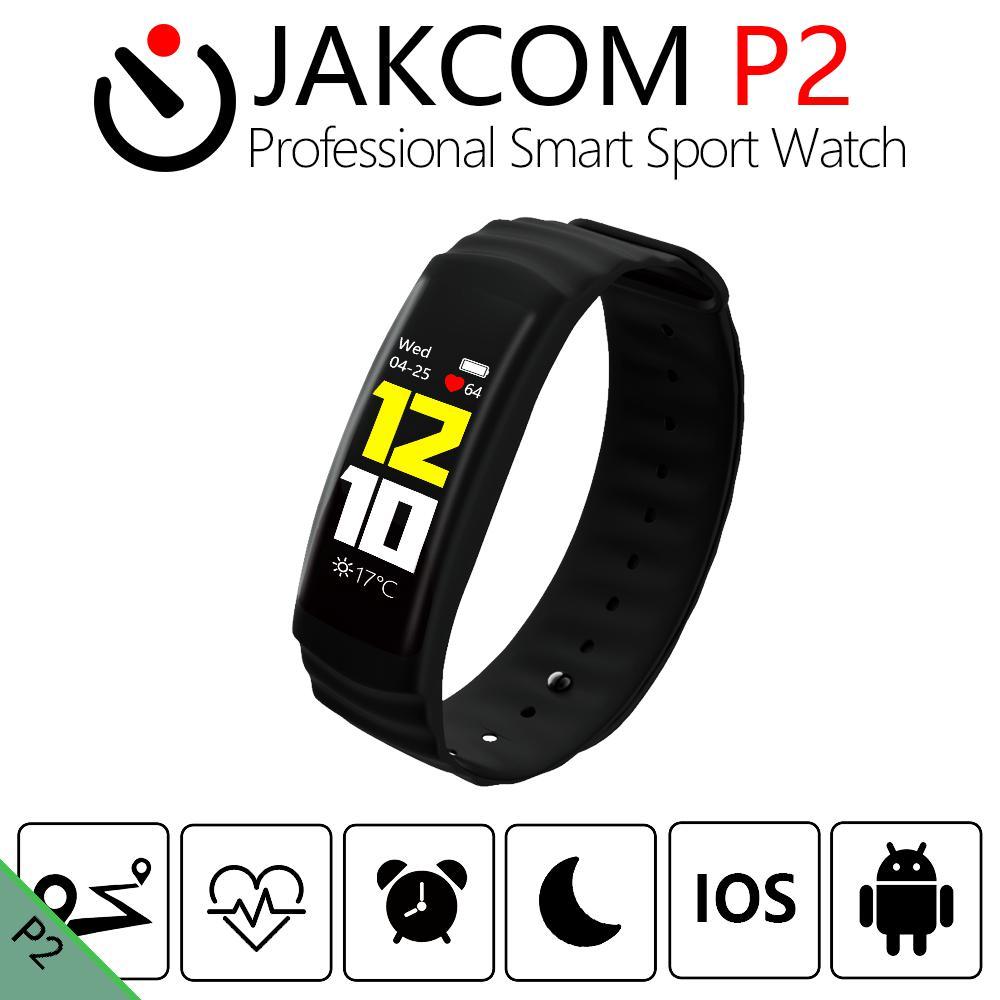 JAKCOM P2 Professional Smart Sport Watch Hot sale in Smart Activity Trackers as wearable devices golf gps billetera inteligente