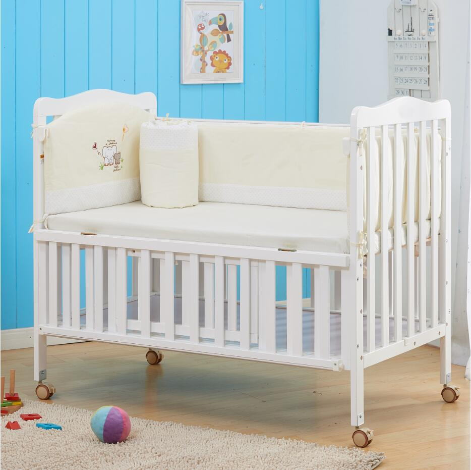 Buy ainaan 3 in 1 wooden crib can be desk changing table Baby crib with changing table